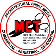 MCT Sheet metal