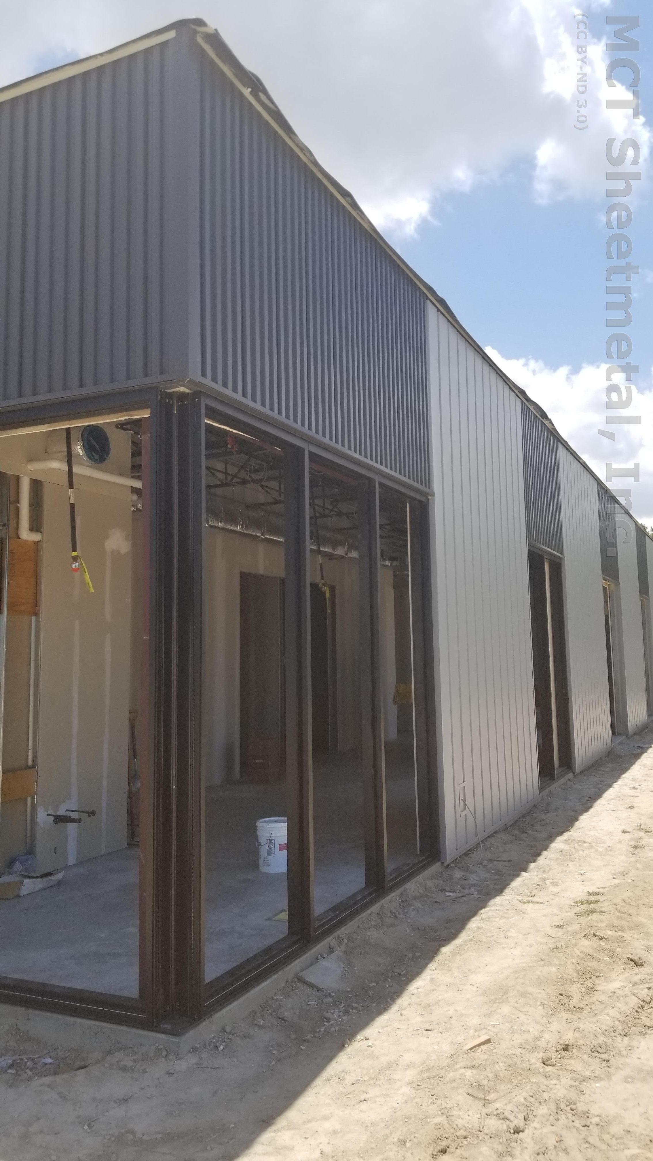 Mccarthy Building Mct Sheet Metal Inc