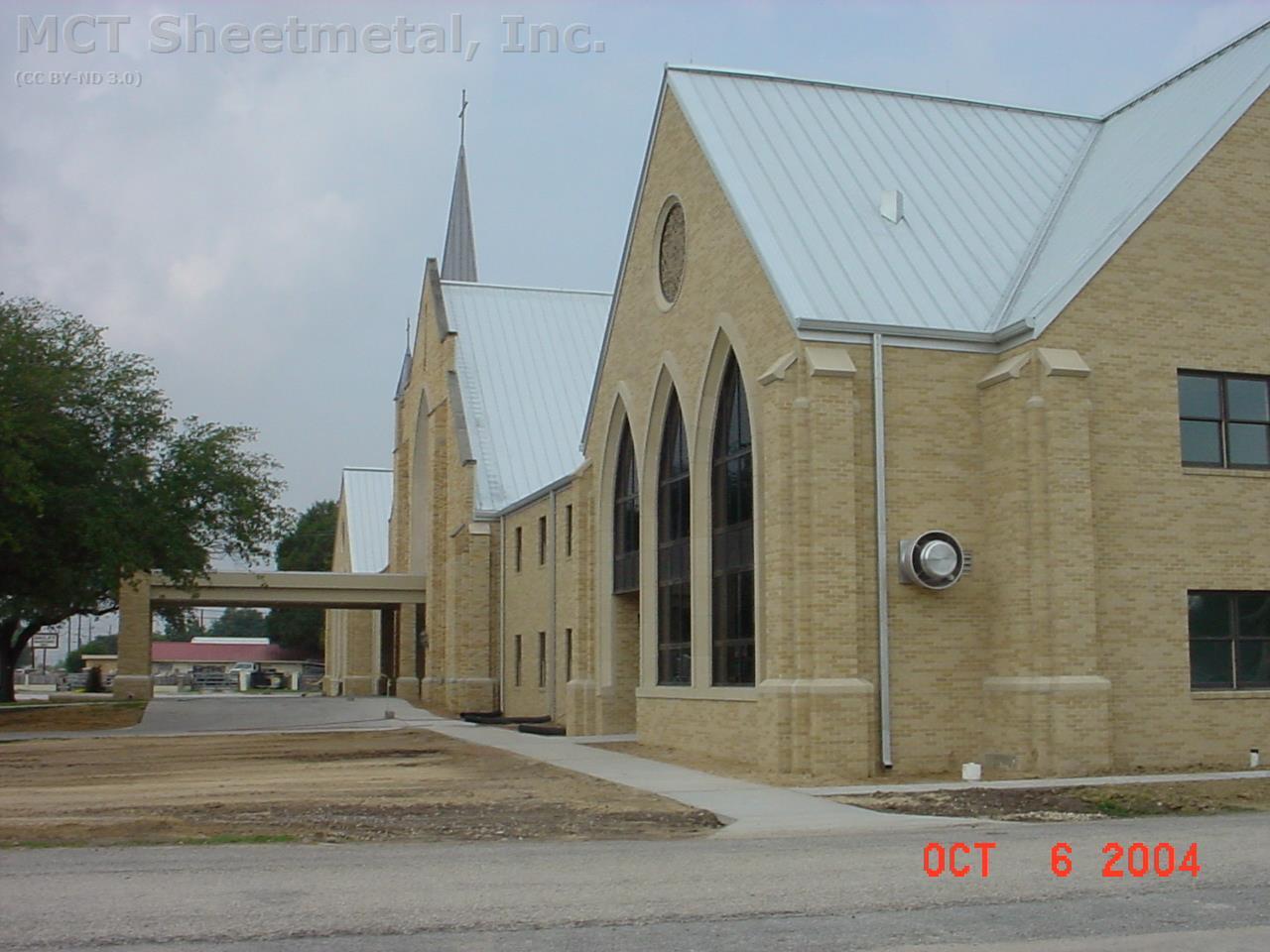 First Baptist Church Port Neches Mct Sheet Metal Inc