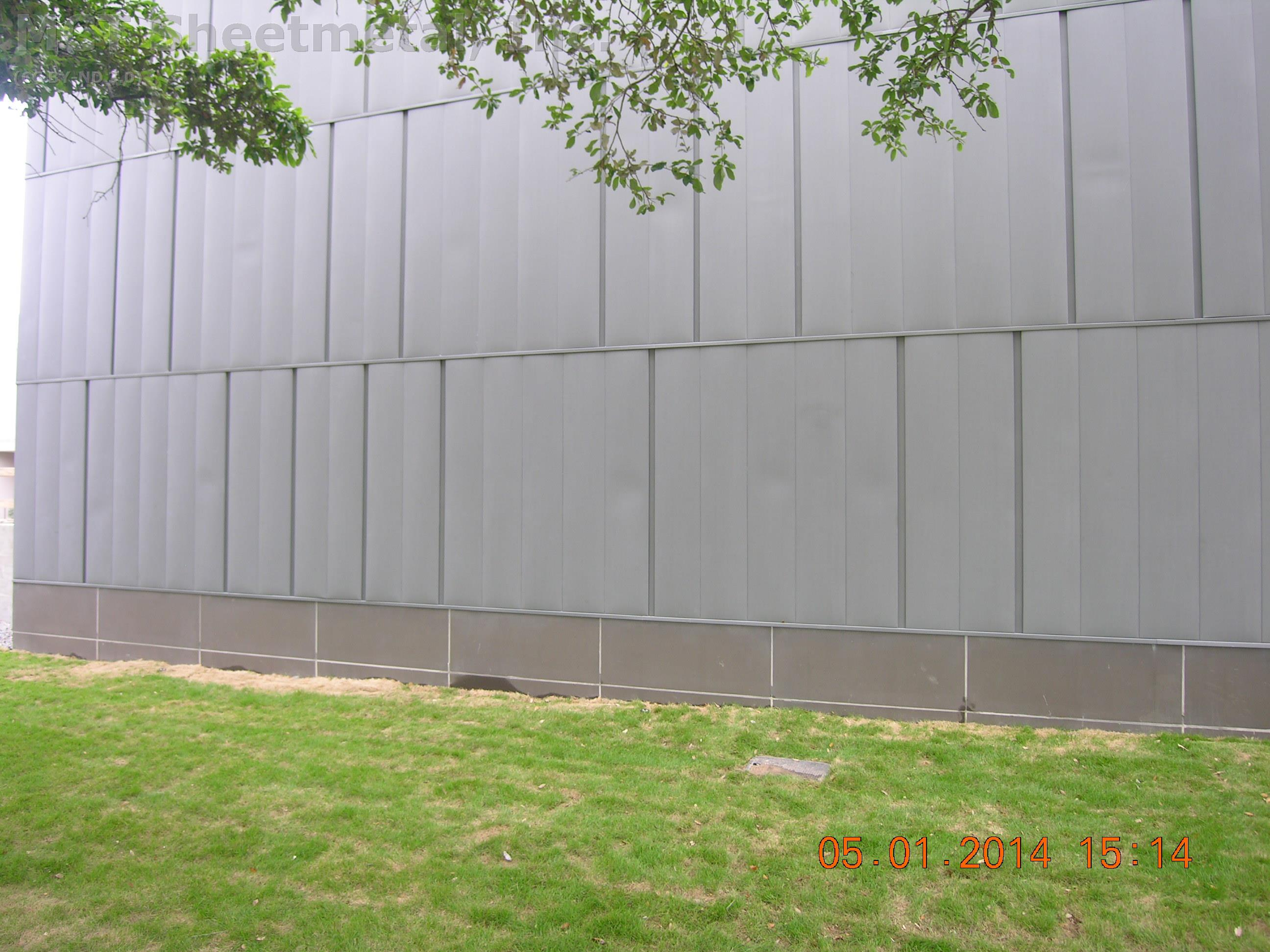 Rice University Anderson Building Mct Sheet Metal Inc